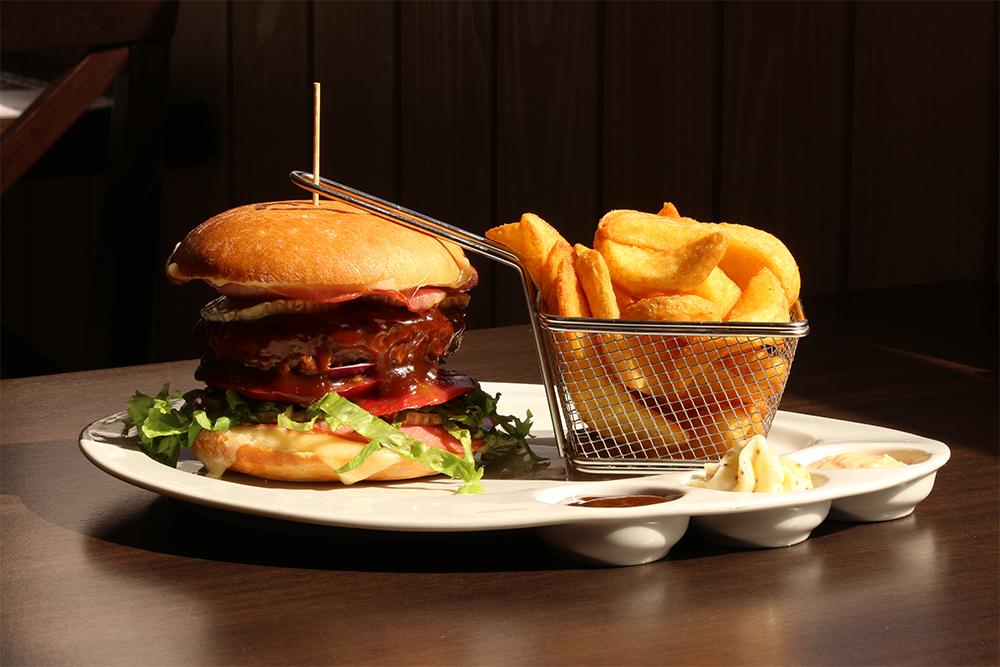 Burger Le Relais - Le seguin