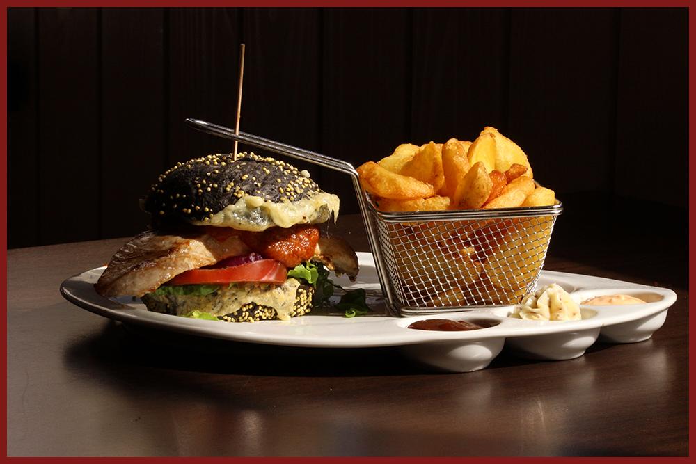 Burger Le Relais - Le port de peche (cadre)