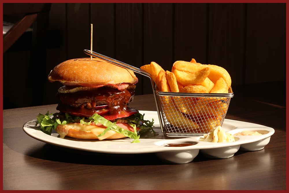 Burger Le Relais - Le seguin (cadre)