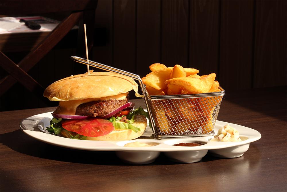 Burger Le Relais - Le classique